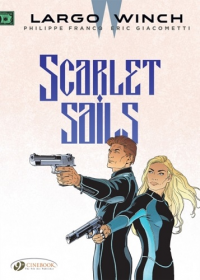 LARGO WINCH (UK) 18 - SCARLET SAILS