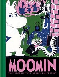 MOOMIN - THE COMPLETE COMIC STRIP 02
