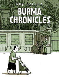 BURMA CHRONICLES (HC)