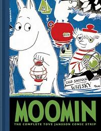 MOOMIN - THE COMPLETE COMIC STRIP 03
