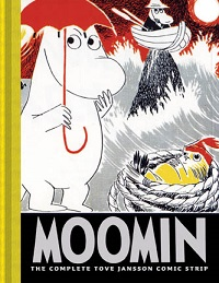 MOOMIN - THE COMPLETE COMIC STRIP 04