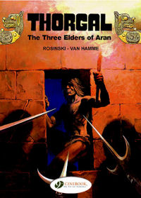 THORGAL (UK) 02 - THE THREE ELDERS OF ARAN