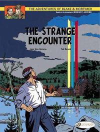 THE ADVENTURES OF BLAKE & MORTIMER (UK) 05 - THE STRANGE ENCOUNTER