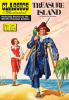 CLASSICS ILLUSTRATED (UK 021) - TREASURE ISLAND