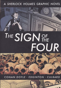 SHERLOCK HOLMES 03 - THE SIGN OF THE FOUR