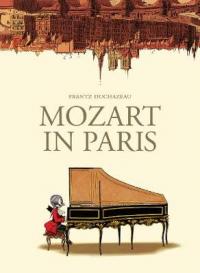 MOZART IN PARIS