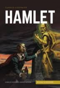 CLASSICS ILLUSTRATED HB - HAMLET