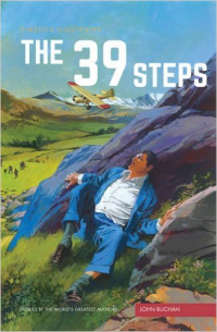 CLASSICS ILLUSTRATED HB - THE 39 STEPS