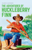 CLASSICS ILLUSTRATED HB - THE ADVENTURES OF HUCKLEBERRY FINN