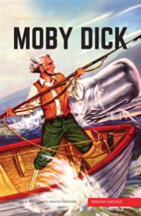 CLASSICS ILLUSTRATED HB - MOBY DICK