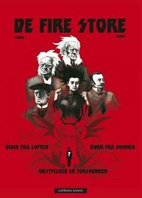DE FIRE STORE 02 - BUKK FRA LUFTEN, BUKK FRA BUNNEN, OBSTFELDER ER FORSVUNNEN