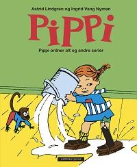 PIPPI LANGSTRØMPE - PIPPI ORDNER ALT
