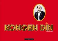 KONGEN DIN-BOKS ROJAL DELØKS