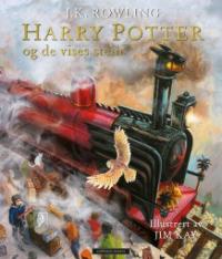 HARRY POTTER OG DE VISES STEIN (ILL.)