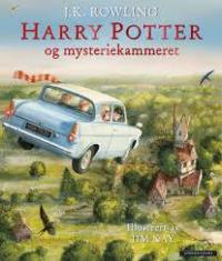 HARRY POTTER OG MYSTERIEKAMMERET (ILL.)
