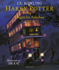 HARRY POTTER OG FANGEN FRA AZKABAN (ILL.)