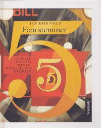 FEM STEMMER - ESSAYS, ANTOLOGI, LYDSPOR