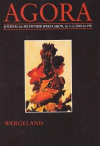 AGORA 2010 NR. 1-2 - WERGELAND