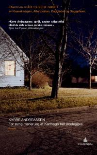 FOR ØVRIG MENER JEG AT KARTHAGO BØR ØDELEGGES (PB)