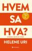 HVEM SA HVA? (PB)