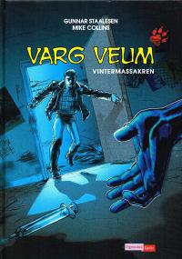 VARG VEUM - 7 FJELL 3 - VINTERMASSAKREN
