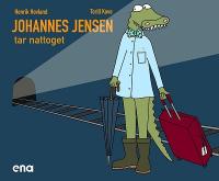 JOHANNES JENSEN TAR NATTOGET