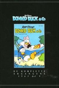 DONALD DUCK & CO - DE KOMPLETTE ÅRGANGENE 1963 DEL V