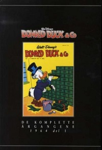 DONALD DUCK & CO - DE KOMPLETTE ÅRGANGENE 1964 DEL I