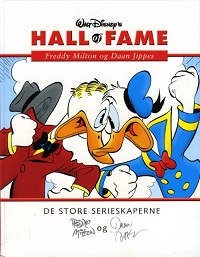 HALL OF FAME - FREDDY MILTON OG DAAN JIPPES