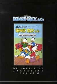 DONALD DUCK & CO - DE KOMPLETTE ÅRGANGENE 1964 DEL VI