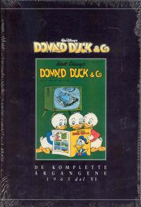 DONALD DUCK & CO - DE KOMPLETTE ÅRGANGENE 1965 DEL VI