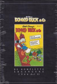 DONALD DUCK & CO - DE KOMPLETTE ÅRGANGENE 1966 DEL II