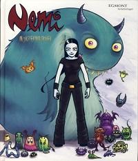 NEMI (BOK 06) - MONSTERMASKINEN
