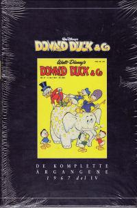 DONALD DUCK & CO - DE KOMPLETTE ÅRGANGENE 1967 DEL IV
