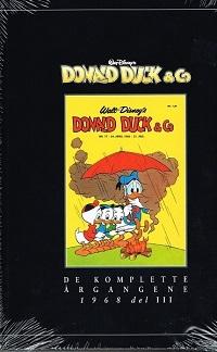 DONALD DUCK & CO - DE KOMPLETTE ÅRGANGENE 1968 DEL III