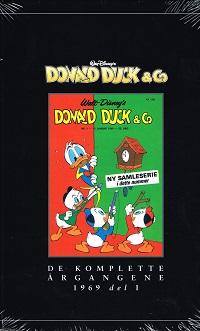 DONALD DUCK & CO - DE KOMPLETTE ÅRGANGENE 1969 DEL I