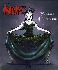 NEMI (BOK 08) - PRINCESS OF DARKNESS