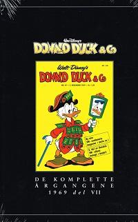 DONALD DUCK & CO - DE KOMPLETTE ÅRGANGENE 1969 DEL VII