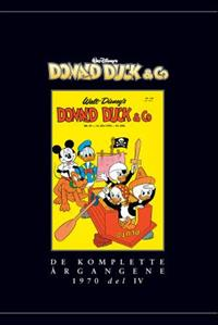 DONALD DUCK & CO - DE KOMPLETTE ÅRGANGENE 1970 DEL IV