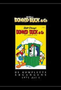 DONALD DUCK & CO - DE KOMPLETTE ÅRGANGENE 1971 DEL I