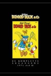 DONALD DUCK & CO - DE KOMPLETTE ÅRGANGENE 1971 DEL II