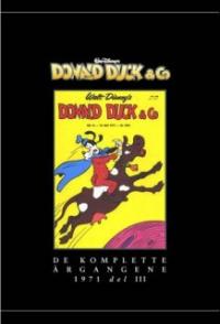 DONALD DUCK & CO - DE KOMPLETTE ÅRGANGENE 1971 DEL III