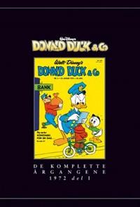 DONALD DUCK & CO - DE KOMPLETTE ÅRGANGENE 1972 DEL I