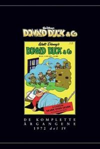 DONALD DUCK & CO - DE KOMPLETTE ÅRGANGENE 1972 DEL IV