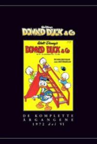 DONALD DUCK & CO - DE KOMPLETTE ÅRGANGENE 1972 DEL VI