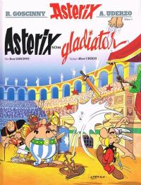 ASTERIX (NO) 04 - ASTERIX SOM GLADIATOR