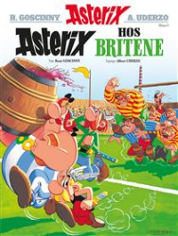 ASTERIX (NO) 08 - ASTERIX HOS BRITENE