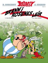 ASTERIX (NO) 15 - BRANN I ROSENES LEIR