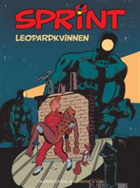 SPRINT SPESIAL 03 - LEOPARDKVINNEN