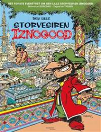 IZNOGOOD 01 - DEN LILLE STORVESIREN